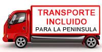 Transporte Incluido en Tiradoresypomos