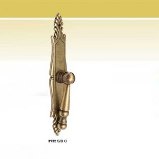 Tirador Pendulo, 25 x 125 mm.