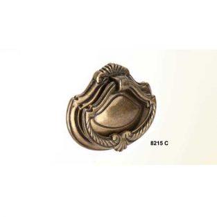 Tirador Asa Anilla, 67 x 51 mm.
