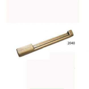Tirador Asa Piano 135 x 5 mm
